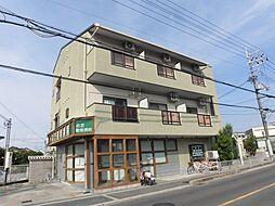 大阪府堺市東区引野町3丁の賃貸マンションの外観