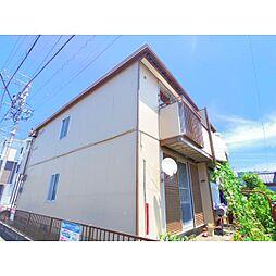 静岡県静岡市葵区瀬名の賃貸アパートの外観