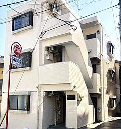 神奈川県川崎市麻生区細山2丁目の賃貸アパートの外観