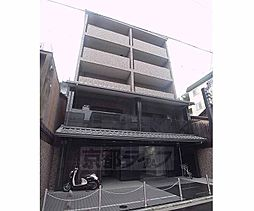 京都府京都市下京区麩屋町通松原上る鍵屋町の賃貸マンションの外観