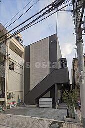 アキラ大阪(アキラオオサカ)[1階]の外観