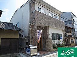 滋賀県大津市馬場3丁目の賃貸アパートの外観