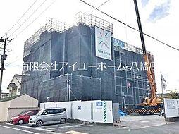 福岡県北九州市若松区浜町1丁目の賃貸マンションの外観