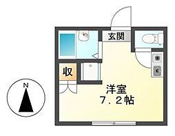 集ビル[3階]の間取り