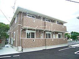リージェントパークアパートメントIII[1階]の外観