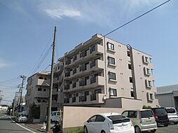 神奈川県相模原市中央区清新6丁目の賃貸マンションの外観