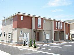 兵庫県姫路市網干区垣内南町の賃貸アパートの外観