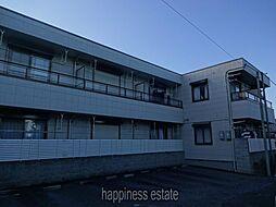 神奈川県相模原市中央区淵野辺2丁目の賃貸マンションの外観