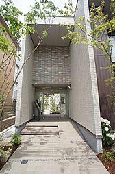 日吉ガーデンヴィラ[1階]の外観