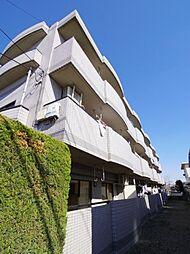 グリーンアートマンション[1階]の外観
