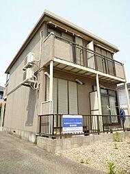 愛知県名古屋市昭和区戸田町3丁目の賃貸アパートの外観