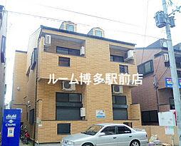ジオ博多駅南[1階]の外観