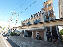 京都府京都市北区北野紅梅町の賃貸マンションの外観