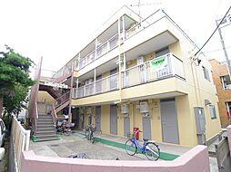 三上マンション[3階]の外観