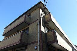 千葉県市川市平田3丁目の賃貸アパートの外観