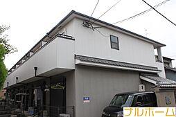 大阪府大阪市平野区平野本町1丁目の賃貸アパートの外観