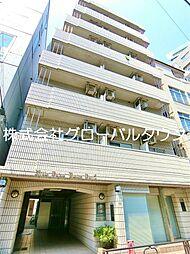 東京都文京区水道2の賃貸マンションの外観