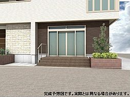 (仮)平塚市真田シャ−メゾン[2階]の外観