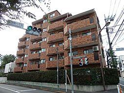 東京都練馬区豊玉南1の賃貸マンションの外観