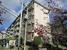 狭山遊園ハイツ5棟[5階]の外観