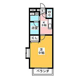 NH3[2階]の間取り