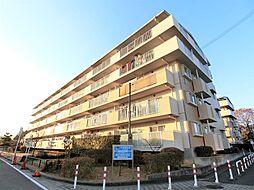 大阪府富田林市小金台4丁目の賃貸マンションの外観