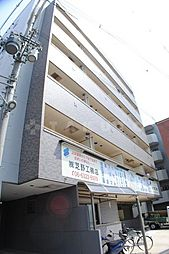 下新庄二番館[4階]の外観