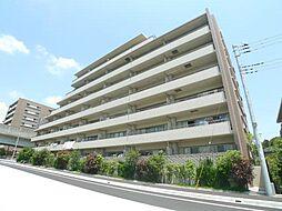 レジディア東松戸[4階]の外観