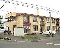 春駒橋ハイツ[2階]の外観