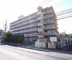 京都府宇治市宇治戸ノ内の賃貸マンションの外観