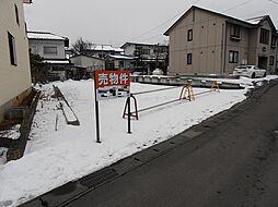 長野市箱清水土地