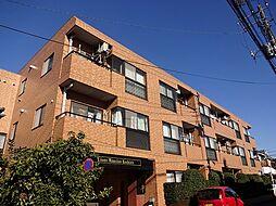 東京都小平市美園町2丁目の賃貸マンションの外観