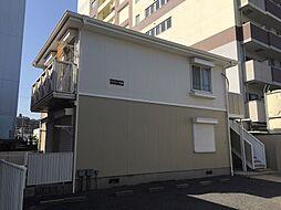 フレグランス宿屋[102号室]の外観