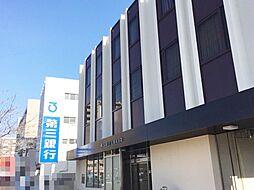 第三銀行(上飯田支店) 徒歩9分