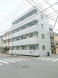 東京都江東区平野1丁目の賃貸マンションの外観
