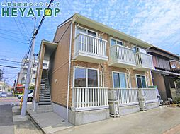 愛知県名古屋市南区鯛取通1丁目の賃貸アパートの外観