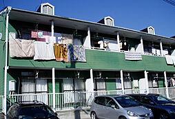 愛知県尾張旭市瀬戸川町2丁目の賃貸アパートの外観