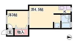 板宿駅 2.4万円