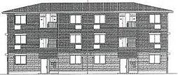 D-roomパークサイド吉塚[2階]の外観