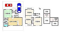 馬堀駅 2,260万円
