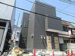 大阪府藤井寺市小山7丁目の賃貸アパートの外観