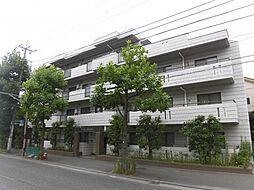神奈川県横浜市港北区師岡町の賃貸マンションの外観