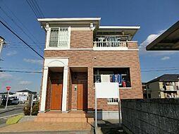 愛知県清須市寺野美鈴の賃貸アパートの外観