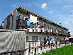 コーポ本郷[2階]の外観