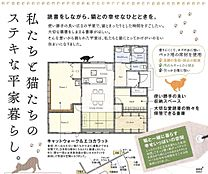当社 ペット共生型住宅の施工例