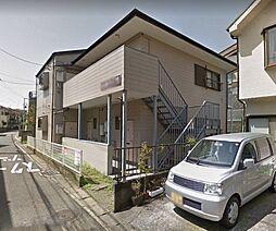 神奈川県横浜市港南区上永谷5丁目の賃貸アパートの外観