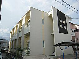 レオネクストコルツァ[2階]の外観