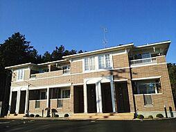 静岡県浜松市北区都田町の賃貸アパートの外観