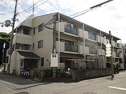 兵庫県尼崎市浜田町1丁目の賃貸マンションの外観