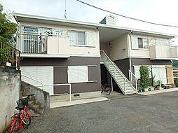 ハイツ八幡山 A[201号室]の外観